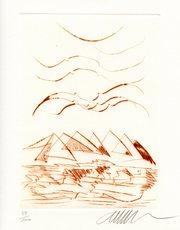 Fernandez ARMAN - Grabado - GRAVURE 1992 SIGNÉ AU CRAYON NUM/100 HANDSIGNED NUMB ETCHING