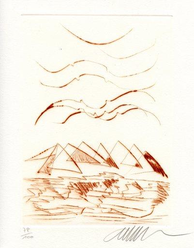 Fernandez ARMAN - Print-Multiple - GRAVURE 1992 SIGNÉ AU CRAYON NUM/100 HANDSIGNED NUMB ETCHING