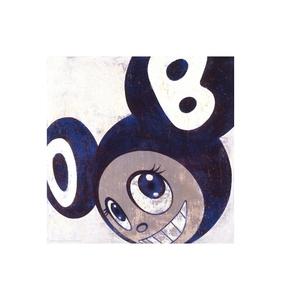 Takashi MURAKAMI - Grabado - And then, and then and then and then and then (Blue)