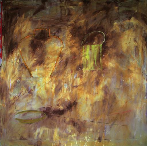 Giorgio CATTANI - Peinture - Studio dell'artista