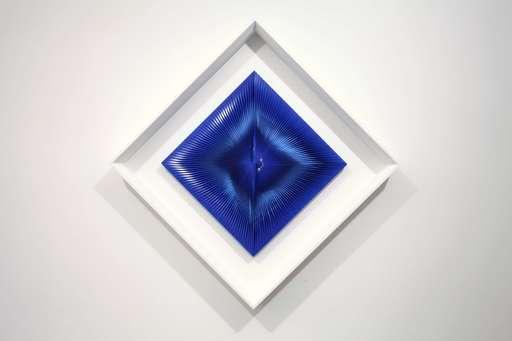 Alberto BIASI - Painting - Dinamica