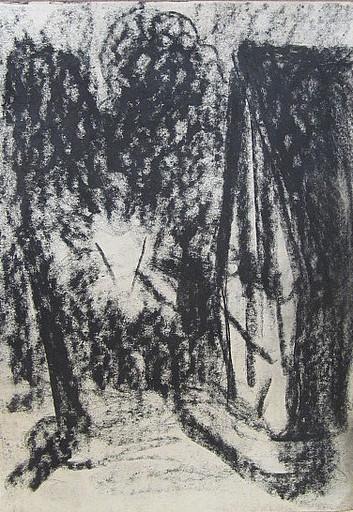 Friedrich EINHOFF - Drawing-Watercolor - #20021: Abstrakt.