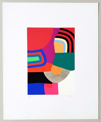 Alberto BURRI - Print-Multiple - Serigrafia 4