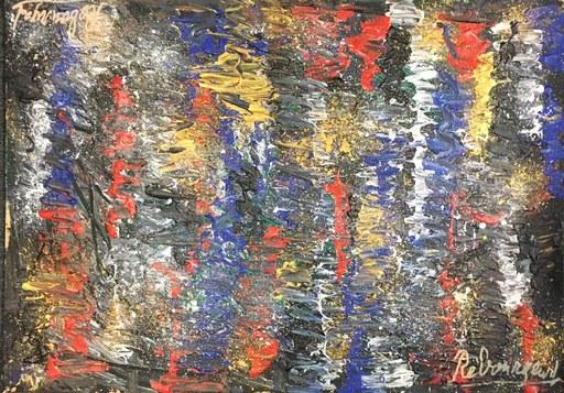 Jérémie REBOURGEARD - Peinture - Espace