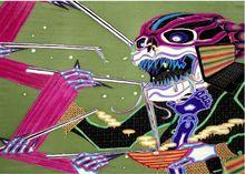 Toru ISHII (1981) - On the Soba Shop