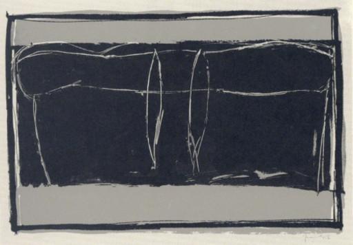 Joan HERNANDEZ PIJUAN - 版画 - Landscape 3
