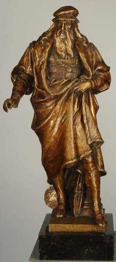 Richard KAUFFUNGEN - Escultura - Leonardo da Vinci