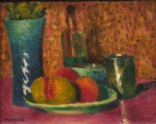 Albert MARQUET - Painting - Nature morte aux pommes