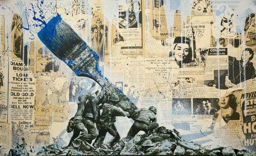 MR BRAINWASH - Print-Multiple - Untitled