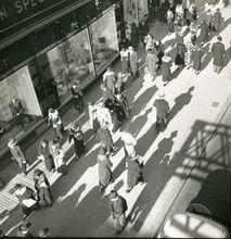 Herbert MATTER - Fotografia - Sacks, 34 St. New York