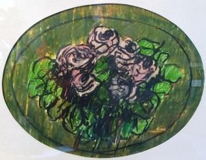 Ennio MORLOTTI - 绘画 - fiori
