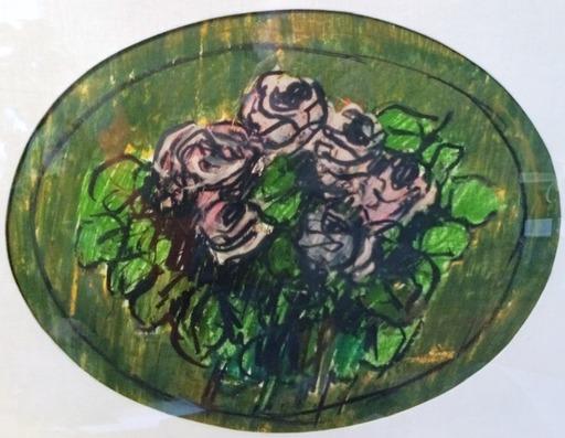 Ennio MORLOTTI - Gemälde - fiori