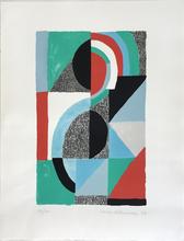 Sonia DELAUNAY-TERK - Print-Multiple - Oriflamme, 1967