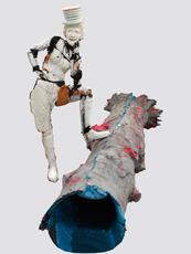 Folkert DE JONG - Escultura - Peckhamian Mimic Sixth Commandment
