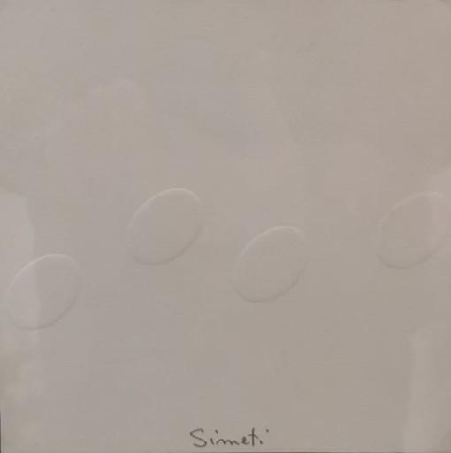 Turi SIMETI - Disegno Acquarello - 4 OVALI