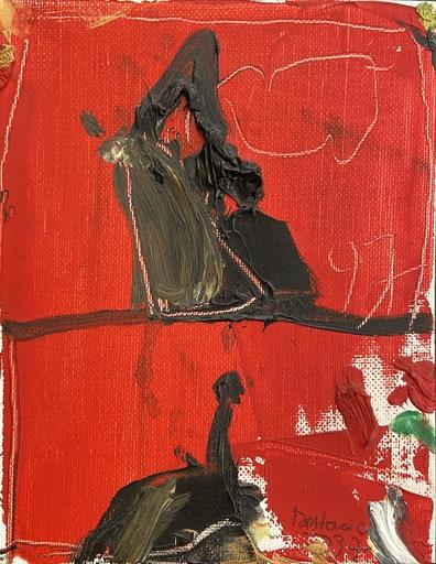 Michèle DESTARAC - Pintura - SANS TITRE