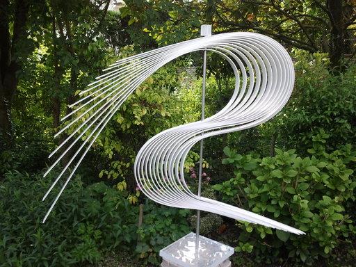 Jean-Paul BOYER - Skulptur Volumen - Doubles voiles