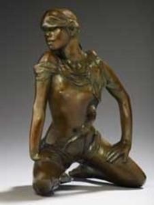 Jacques LE NANTEC - Sculpture-Volume - CHEYENNE