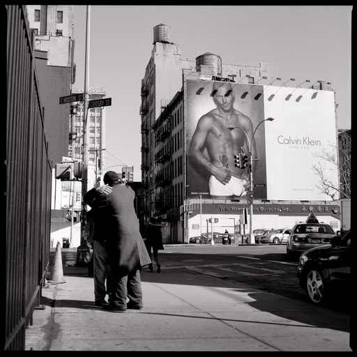 Wouter DERUYTTER - Fotografia - Houston and Crosby Streets (CK 5)
