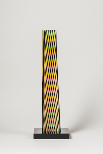 Carlos CRUZ-DIEZ - Sculpture-Volume - Cromovela 17