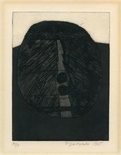 Pierre DMITRIENKO - Grabado - GRAVURE 1965 SIGNÉ AU CRAYON NUM/17 HANDSIGNED ETCHING