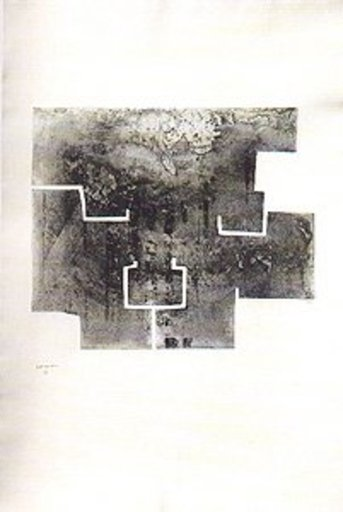 Eduardo CHILLIDA - Estampe-Multiple - Euzkadi VI