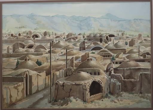 Siavash KASRAI - Drawing-Watercolor