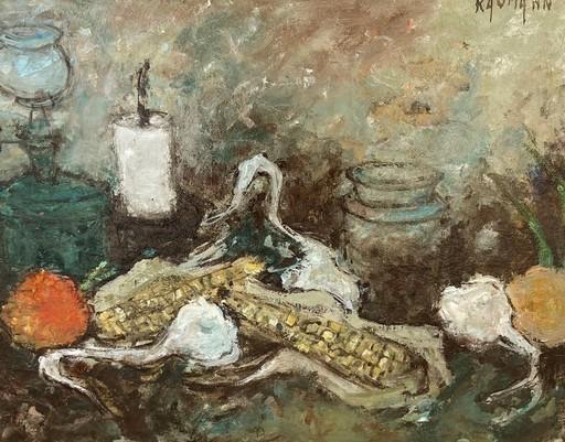 Joseph RAUMANN - Gemälde - Nature morte