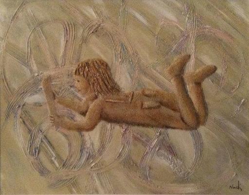 Pier Paolo NUDI - Pintura - Angelo