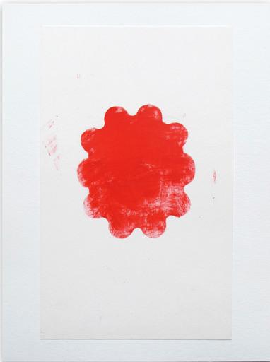 Daniel GÖTTIN - Gemälde - 015 Nr. 1, 2018 (Abstract painting)