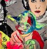 CLEMS - Peinture - Star Art