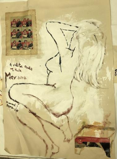 Manuel MONTERO - Peinture - Sans titre
