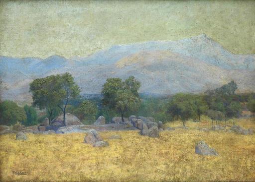 Pedro ROIG ASUAR - Pintura - Dehesa