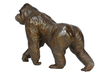 Damien COLCOMBET - Sculpture-Volume - Grand gorille mâle en marche
