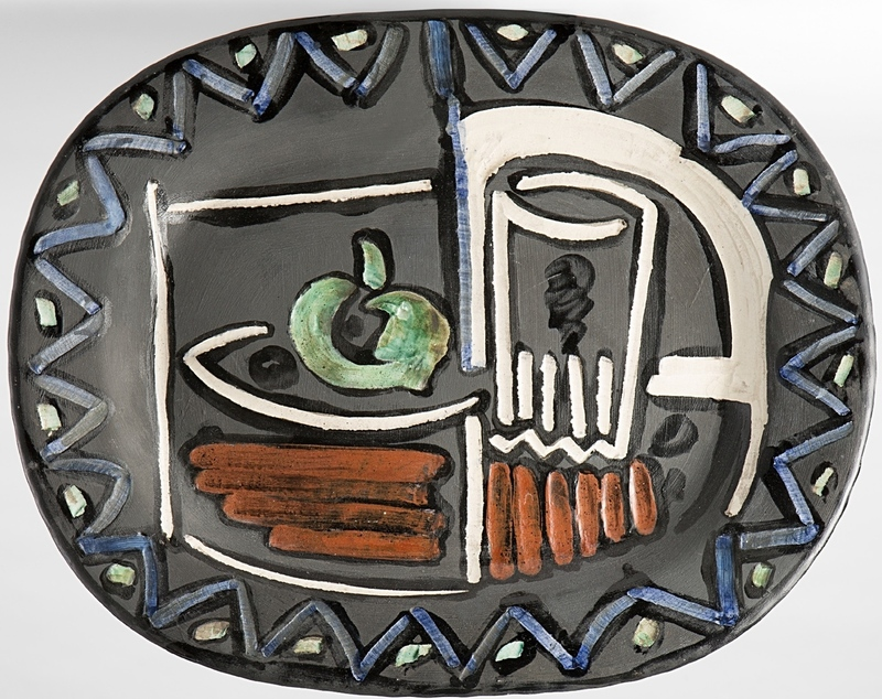 Pablo PICASSO - Ceramic - Nature morte