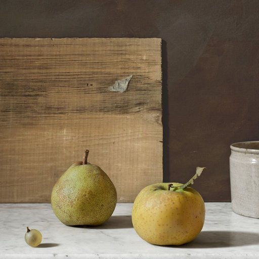 Thierry GENAY - Photography - Ocre et fruits
