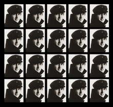Robert FREEMAN - Grabado - Lennon – Side Duplicates
