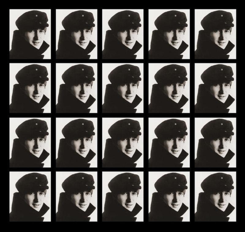 Robert FREEMAN - Druckgrafik-Multiple - Lennon – Side Duplicates