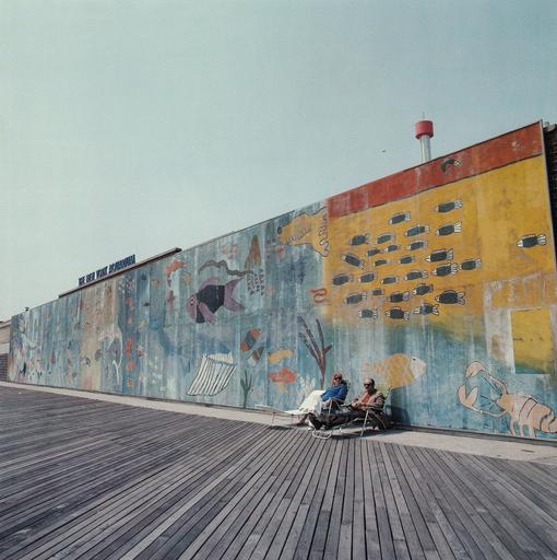 Michael K. YAMAOKA - Fotografia - Aquarium at Coney Island, NY