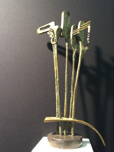 Ivan KULINSKI - Sculpture-Volume - Vent