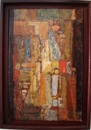Max PAPART - Painting - Sensation méridionale