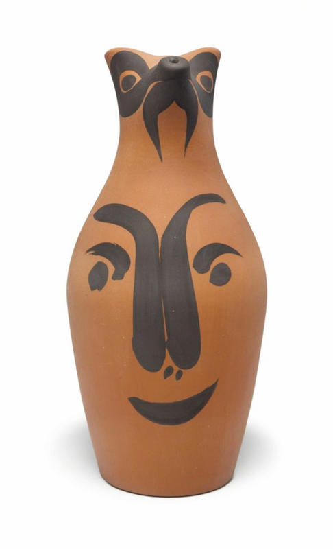 Pablo PICASSO - Ceramic - Yan Visage