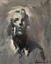 Benjamin CARBONNE - Peinture - Visage 4.1.9