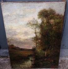 Léon RICHET - Pintura