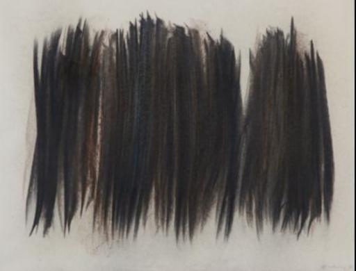 Hans HARTUNG - Drawing-Watercolor - P1960-206