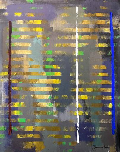 Katia TROTSENKO - Pintura - Untitled 5