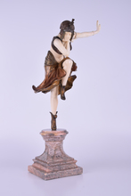 Claire COLINET - Escultura - Hindu Dancer