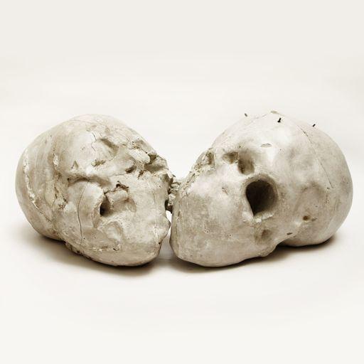 Laurent BELLONI - Sculpture-Volume - tete 03
