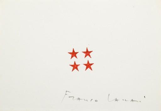 Franco VACCARI - Dibujo Acuarela - No title