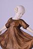 Johann Philipp Ferdinand PREISS - Escultura - Untitled (Girl with the Dress)